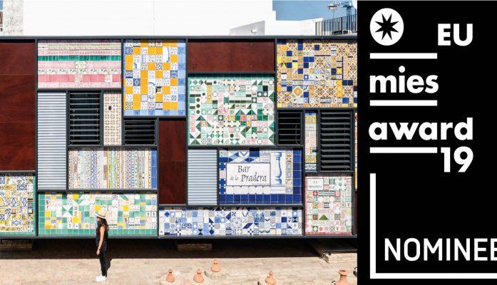 EU Mies Award 2019. AF6 Arquitectura = NOMINEE