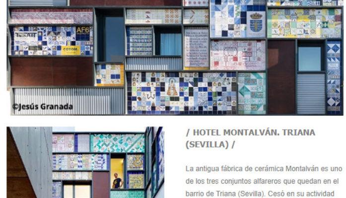 Publicación de Technal Hotel Montalván Triana