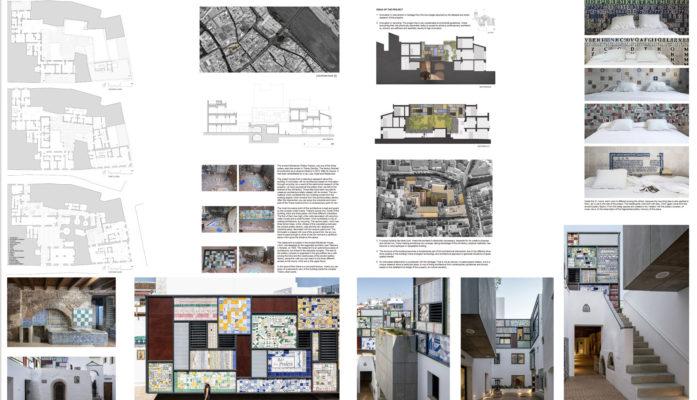 Hotel Montalván proyecto seleccionado Premio de Arquitectura Sostenible Fassa Bortolo