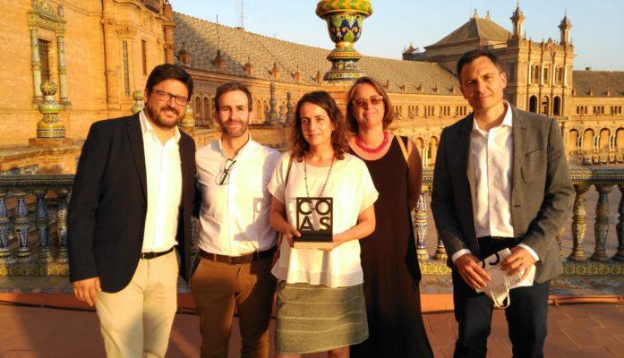 Accésit Hotel Montalván en los Premios COAS Arquitectura & Sociedad 2019