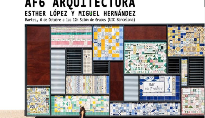 Conferencia Catedra Cerámica Barcelona